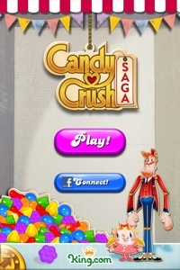 Candy Crush Can't Connect Facebook